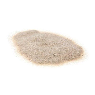 sand er et naturlig naturprodukt med mange bruksområder. Foto av haug med sand.